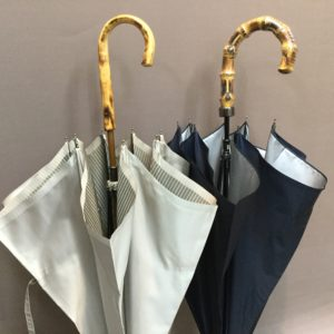 紳士日傘 絹日本製